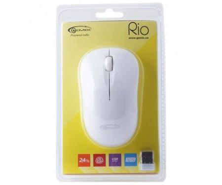 Мышь GEMIX Rio white