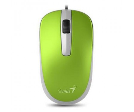 Мышь Genius DX-120 USB Green (31010105105)