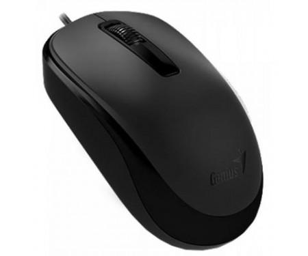 Мышь Genius DX-125 USB, Black (31010106100)