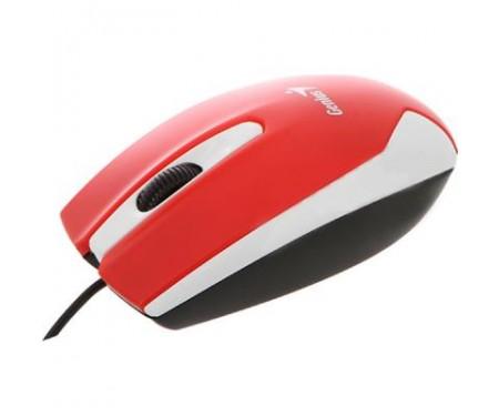 Мышь Genius DX-100X USB Red (31010229101)
