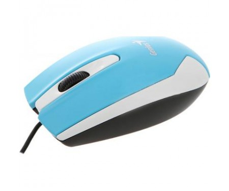 Мышь Genius DX-100X USB Blue (31010229102)