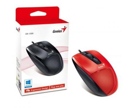 Мышь Genius DX-150X USB Red/Black (31010231101)