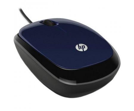 Мышь HP X1200 USB Revolutionary Blue (H6F00AA)