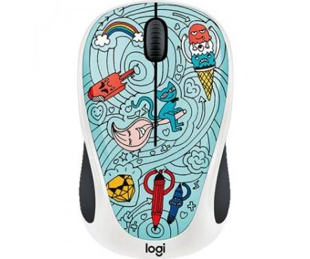 Мышь Logitech M238 Bae-bee blue (910-005055)