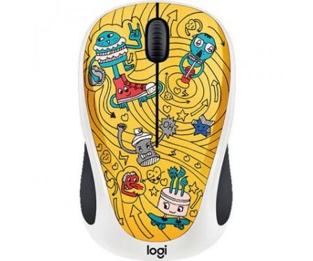 Мышь Logitech M238 Go-Go Gold (910-005056)