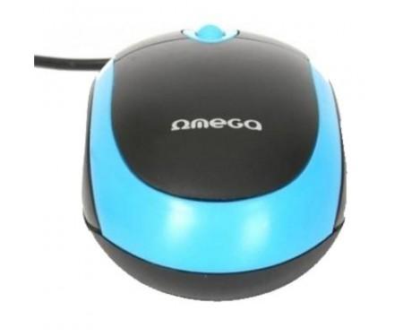 Мышь OMEGA OM-06V optical blue (OM06VBL)