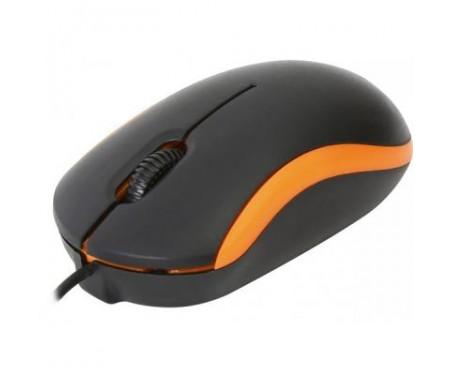 Мышь OMEGA OM-07 3D optical orange (OM07VO)