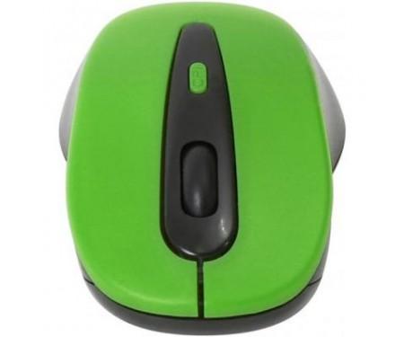 Мышь OMEGA Wireless OM-416 black/green (OM0416WBG)