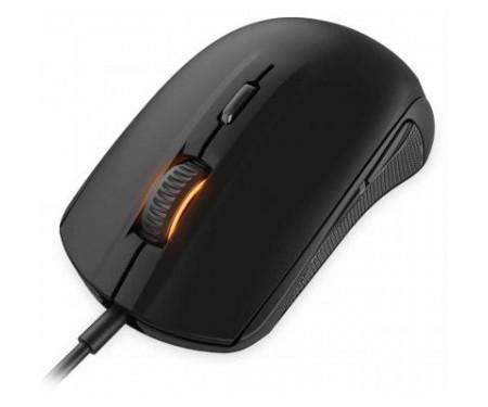 Мышь STEELSERIES Rival 100 Black (62341)