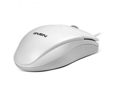 Мышь SVEN RX-112 USB white