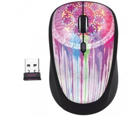 Мышь Trust Yvi Wireless Mouse dream catcher (20252)