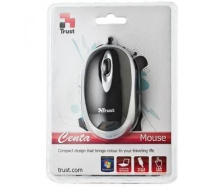 Мышь Trust Centa Mini Mouse - Black (14656)