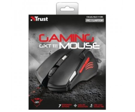 Мышь Trust GXT 111 Gaming Mouse (21090)