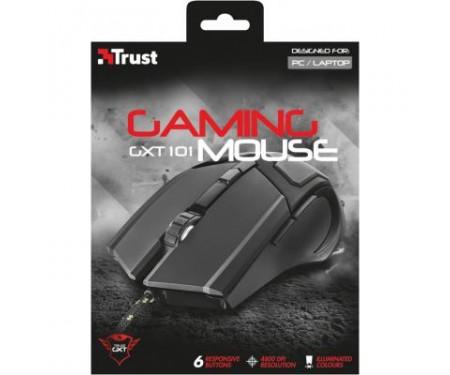 Мышь Trust GXT 101 Gaming Mouse (21044)