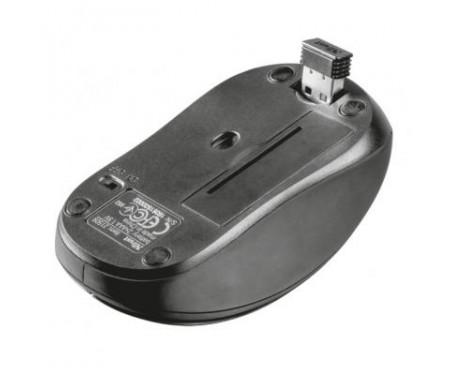 Мышь Trust Ziva wireless compact mouse black (21509)