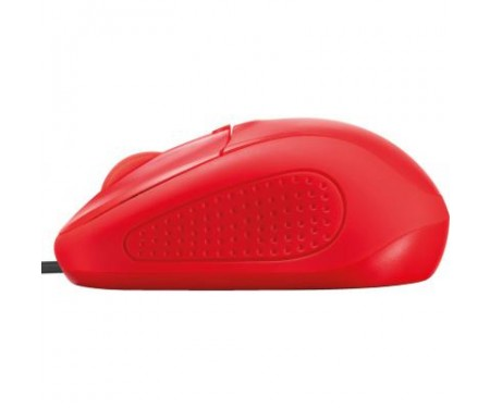 Мышь Trust Primo Optical Compact Mouse red (21793)