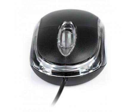 Мышь Vinga MS201BK