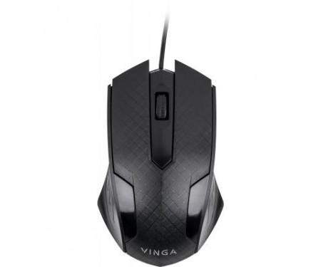 Мышь Vinga MS-210 black