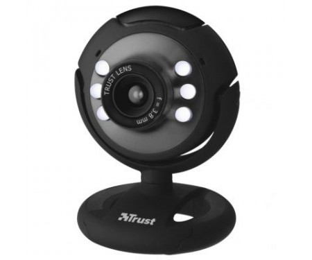 Веб-камера Trust Spotlight (16429)