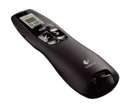 Презентер Logitech Wireless Presenter R700 Red Laser (910-003506)
