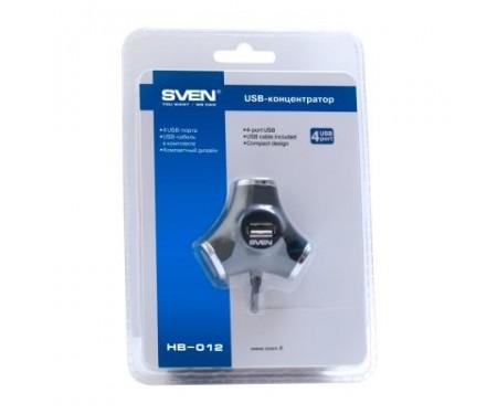 Концентратор SVEN HB-012 black