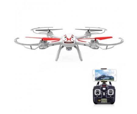 Квадрокоптер Syma X54HW 370мм HD WiFi камера белый (45077)