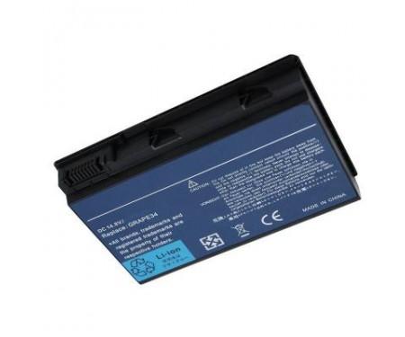 Аккумулятор для ноутбука ACER Extensa 5210 (Grape32, AR5321) 11.1V 5200mAh PowerPlant (NB00000145)