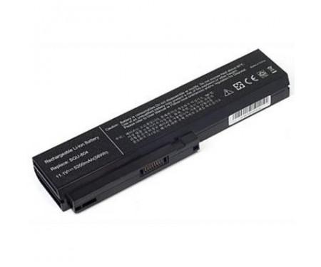 Аккумулятор для ноутбука CASPER TW8 Series (SQU-804, UN8040LH) 11.1V 5200mAh PowerPlant (NB00000144)