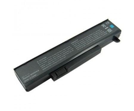 Аккумулятор для ноутбука GATEWAY M-150 (SQU-715, GY4044LH) 11.1V 5200mAh PowerPlant (NB00000120)