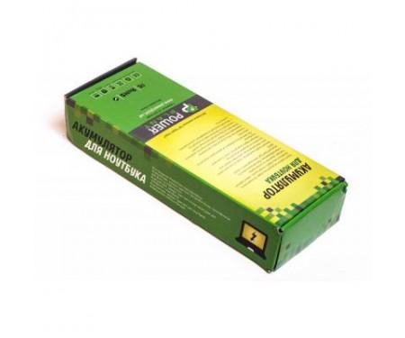 Аккумулятор для ноутбука HP EliteBook 8530 (HSTNN-LB60, H8530) 14.4V 5200mAh PowerPlant (NB00000127)
