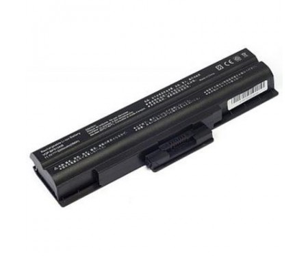Аккумулятор для ноутбука SONY VAIO VGN-AW53FB (VGP-BPS13A/B, VGN-AW110J) 11.1V 5200mA PowerPlant (NB00000072)