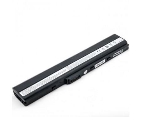 Аккумулятор для ноутбука ASUS A40J (A32-K52, ASA420LH) 14.4V 5200mAh PowerPlant (NB00000198)