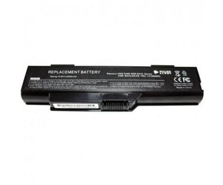 Аккумулятор для ноутбука LENOVO G410 (ASM BAHL00L6S FRU 121SS080C) 11.1V 5200mAh PowerPlant (NB00000223)