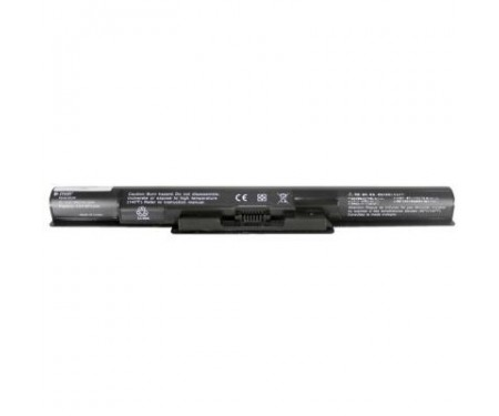 Аккумулятор для ноутбука VVAIO Fit 14E (VGP-BPS35A) 14.8V 2600mAh PowerPlant (NB00000237)