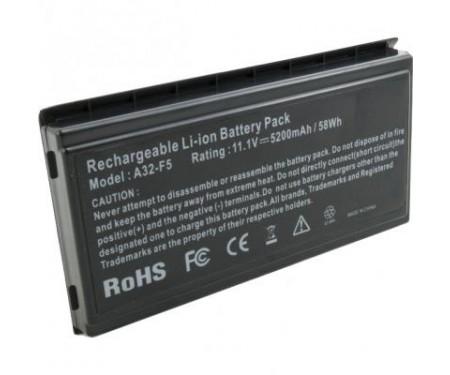 Аккумулятор для ноутбука Asus F5 (A32-F5) 5200 mAh EXTRADIGITAL (BNA3926)
