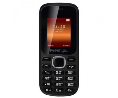 Смартфон PRESTIGIO 1183 Wize F1 Duo Black (PFP1183DUOBLACK)