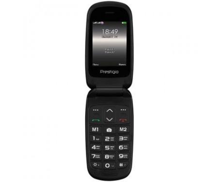 Смартфон PRESTIGIO 1242 Duo Grace B1 Black (PFP1242DUOBLACK)