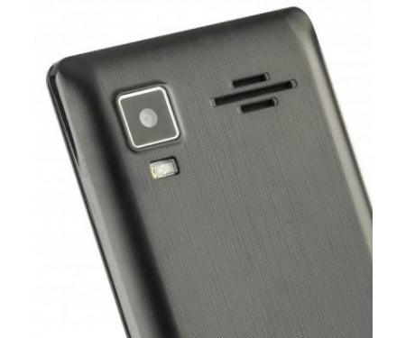 Мобильный телефон PRESTIGIO 1285 Duo Muze D1 Black (PFP1285DUOBLACK)
