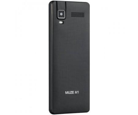 Мобильный телефон PRESTIGIO PFP1241 Muze A1 Duo Black (PFP1241DUOBLACK)