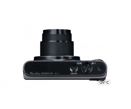 Фотоаппарат Canon PowerShot SX620 HS Black