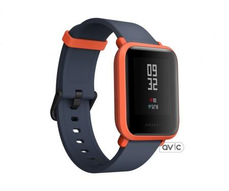 Смарт-часы Amazfit Bip Smartwatch Youth Edition Red