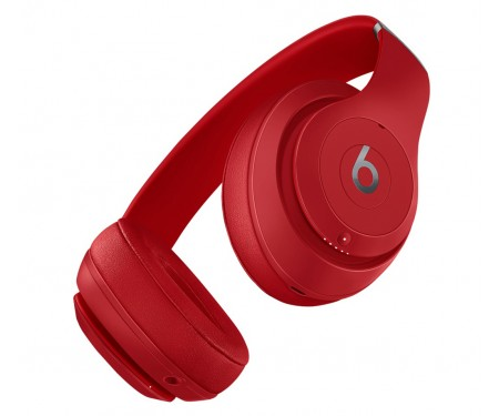 Наушники Beats by Dr. Dre Studio3 Wireless Red
