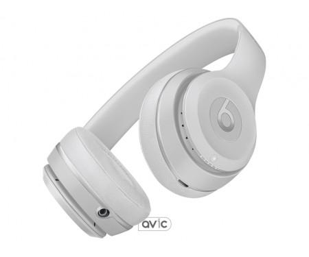 Наушники Beats by Dr. Dre Solo3 Wireless Matte Silver