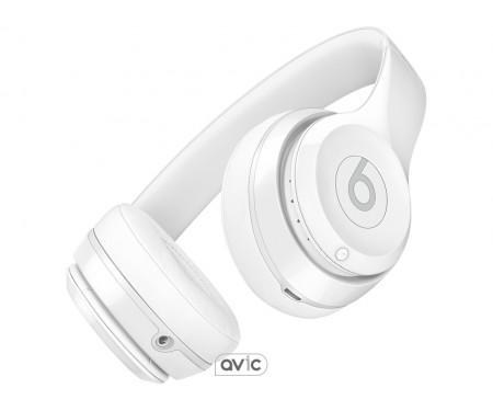 Наушники Beats by Dr. Dre Solo3 Gloss White