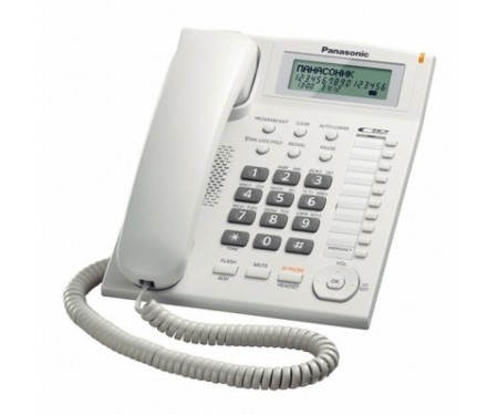 Телефон PANASONIC KX-TS2388UAW