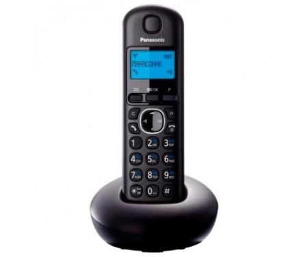 Телефон DECT PANASONIC KX-TGB210UAB