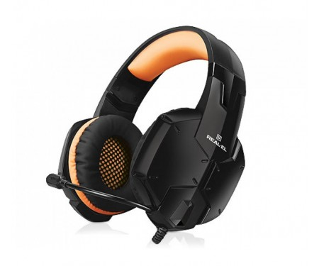 REAL-EL GDX-7700 Black/Orange UAH