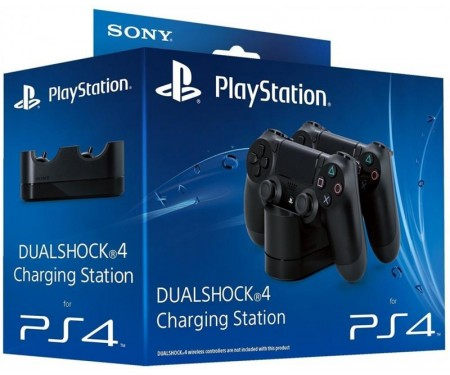 Зарядная станция Sony для Sony PlayStation Dualshock 4 (9230779)