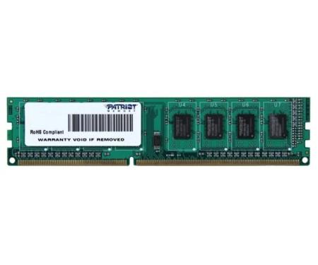 Модуль DDR3 4GB/1333 Patriot Signature Line (PSD34G133381)