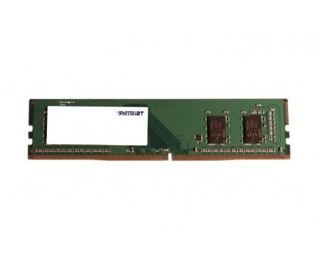 Модуль DDR4 4GB/2400 Patriot Signature Line (PSD44G240041)